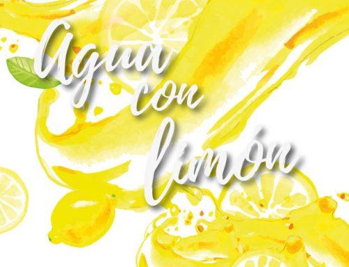 Agua con Limón: Todos los Beneficios y Contraindicaciones
