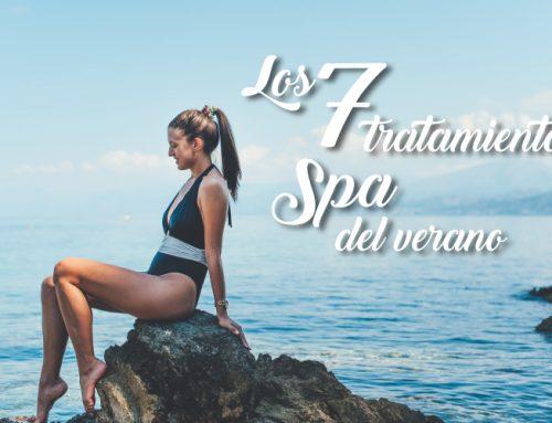 7 tratamientos de Spa para este verano