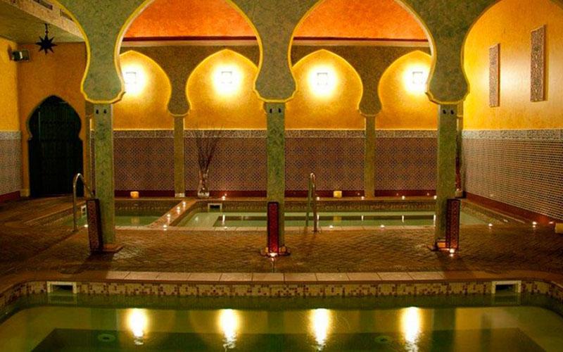 Baños Árabes Medina Aljarafe