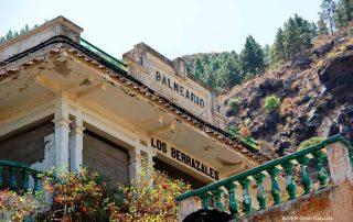 Balneario Los Berrazales en Gran Canaria