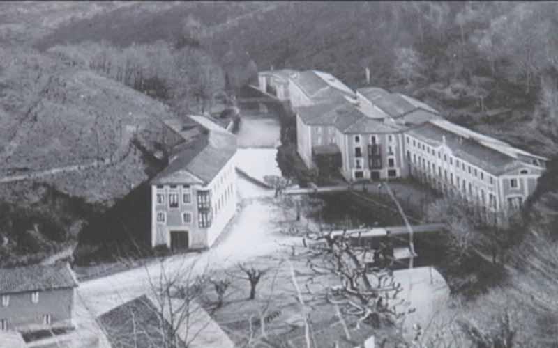 Balneario de Urberuaga en Bizkaia