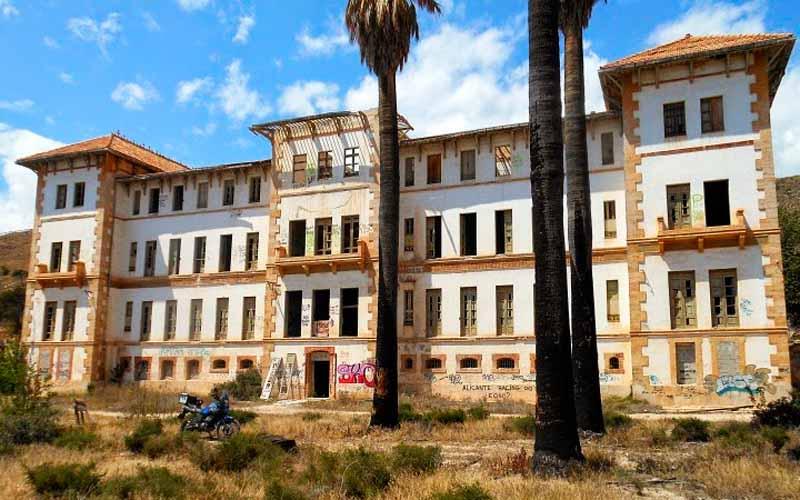 Balneario de Busot en Alicante