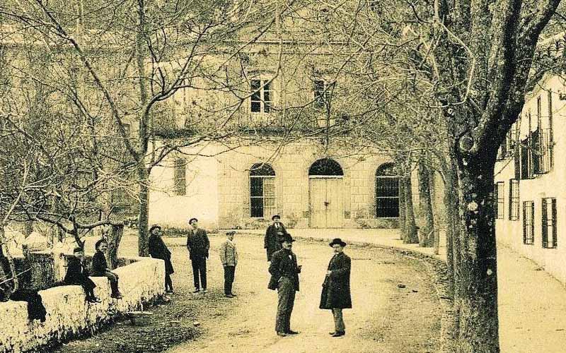 Balneario de Jabalcruz en Jaén