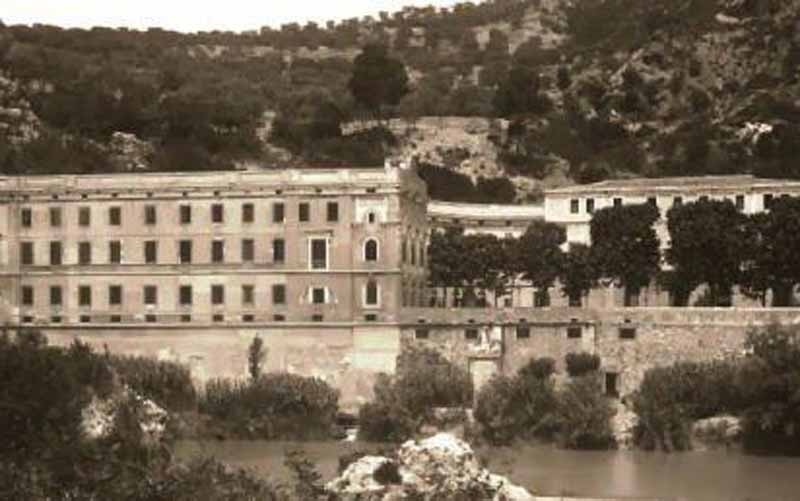 Balneario de la Puda en Cataluña