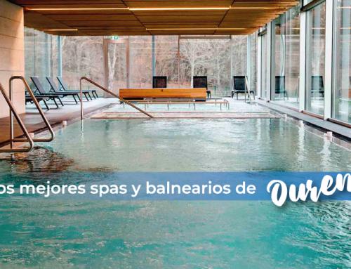 Los mejores spas y balnearios de Ourense