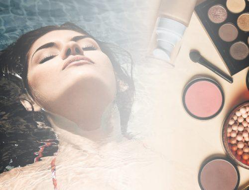 6 consejos de maquillaje para ir al spa (y no acabar como un cuadro)