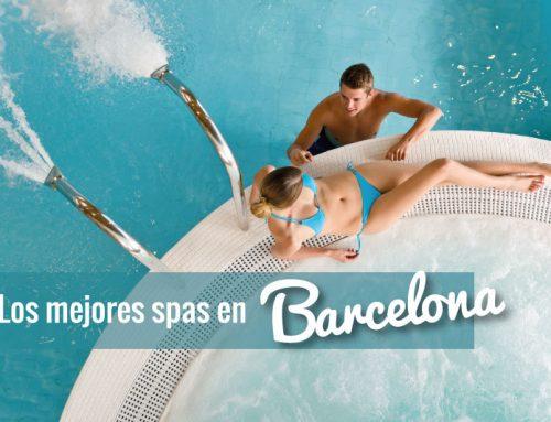 Los mejores spas y balnearios de Barcelona