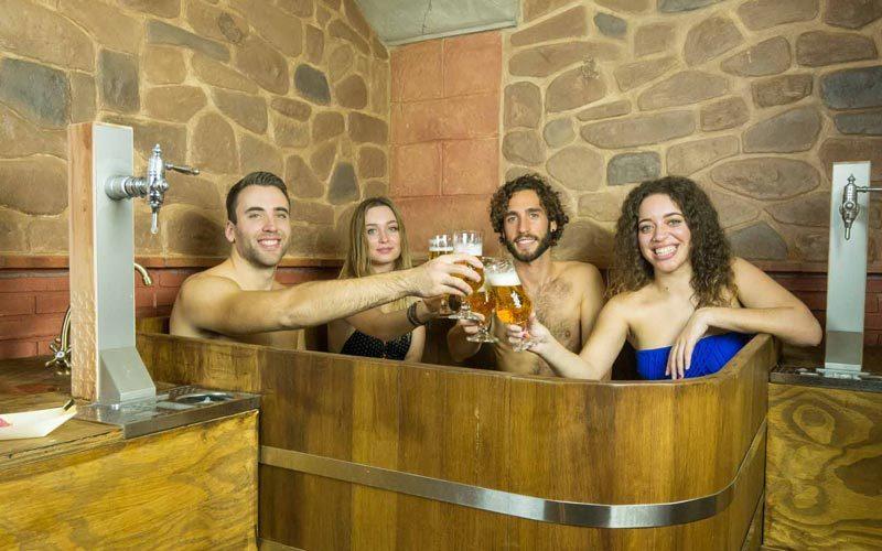Beer Spa Zahara de los Atunes