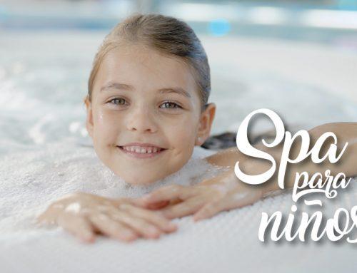 Spa para niños: relax, diversión y bienestar para los más pequeños