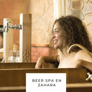 Beer Spa en Zahara