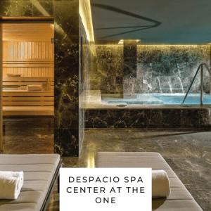 Despacio Spa Center at The One parejas
