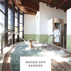 Magek Spa Sandos spa para parejas