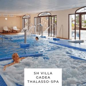 SH Villa Gadea Thalasso-Spa parejas