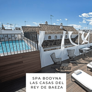 Spa Bodyna Las Casas del Rey de Baeza masaje en parejas