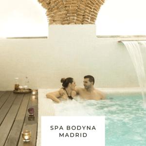 Spa Bodyna Madrid en parejas