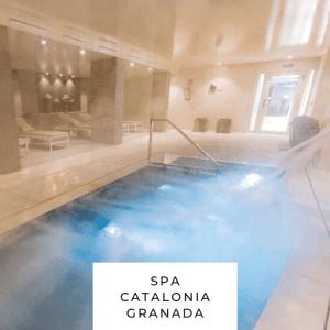 Spa Catalonia Granada parejas