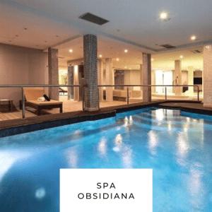Spa Obsidiana pack para parejas