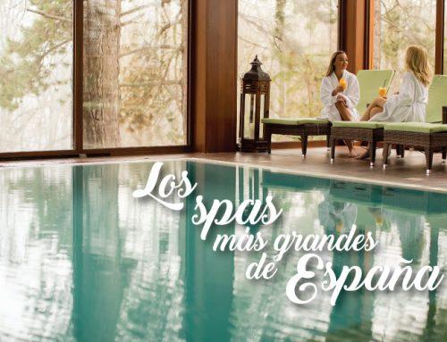 Los spas más grandes de España