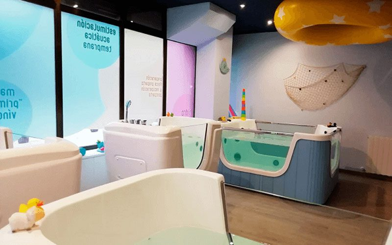Wellness Splash Baby Spa Bilbao